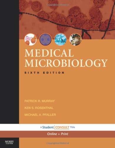 9780323054706: Medical Microbiology: with STUDENT CONSULT Online Access, 6e