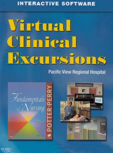 9780323055222: Virtual Clinical Excursions 3.0 for Fundamentals of Nursing