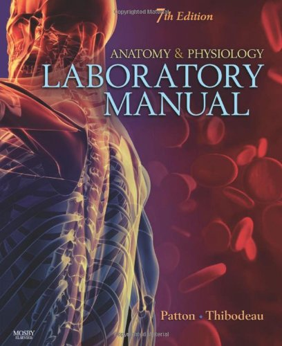 9780323055314: Anatomy & Physiology Laboratory Manual, 7e