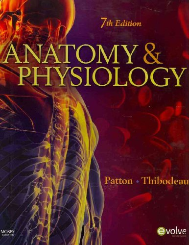 9780323055338: Anatomy & Physiology - Text and Laboratory Manual Package, 7e