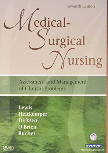 9780323055581: Medical-Surgical Nursing - Single-Volume Text and Study Guide Package: Assessment and Management of Clinical Problems