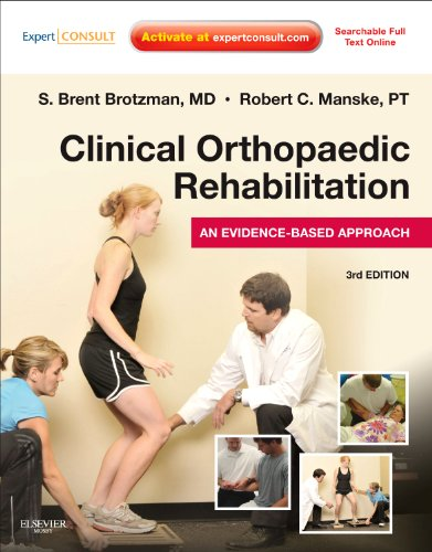 9780323055901: Clinical Orthopaedic Rehabilitation: An Evidence-Based Approach: Expert Consult - Online and Print, 3e (Expert Consult Title: Online + Print)