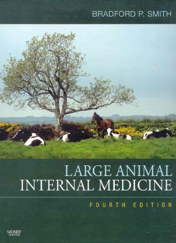 9780323055994: Large Animal Internal Medicine - Text and VETERINARY CONSULT Package-, 4e