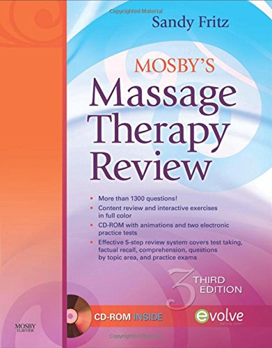9780323056137: Mosby's Massage Therapy Review, 3rd Edition