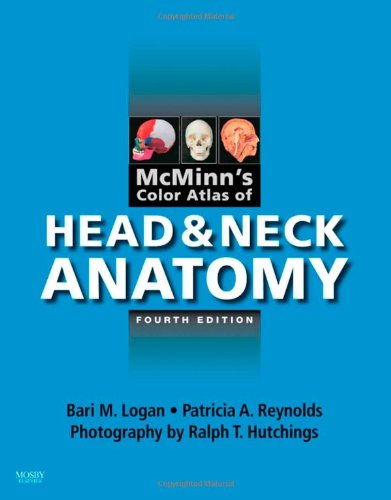 9780323056144: McMinn's Color Atlas of Head and Neck Anatomy