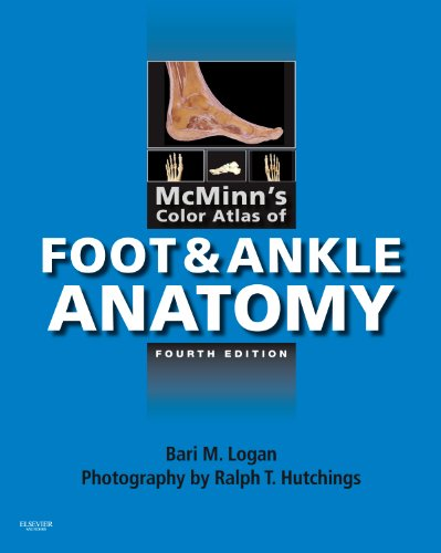 9780323056151: McMinn's Color Atlas of Foot and Ankle Anatomy, 4e