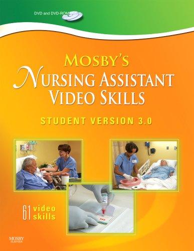Mosby s Nursing Assistant Video Skills Bathing Bedmaking DVD 3 0 Details