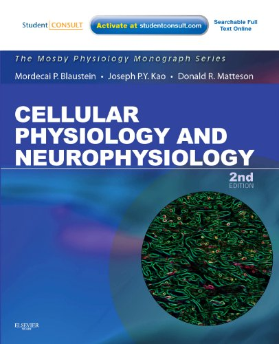 9780323057097: Cellular Physiology and Neurophysiology, Mosby Physiology Monograph Series (with Student Consult Online Access), 2nd Edition