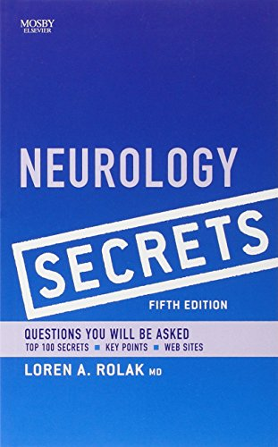 9780323057127: Neurology Secrets, 5th Edition