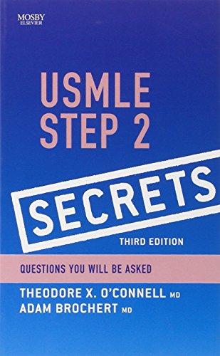 9780323057134: USMLE Step 2 Secrets, 3rd Edition