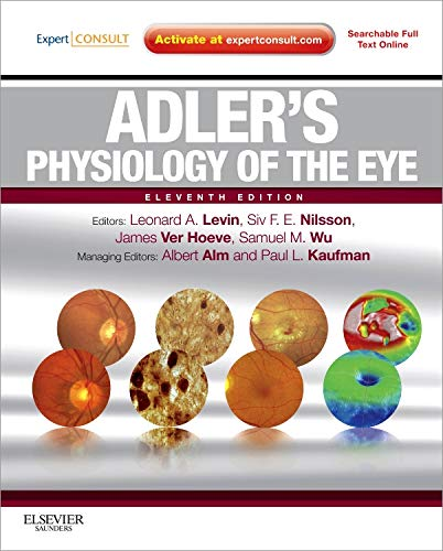 9780323057141: Adler's Physiology of the Eye: Expert Consult - Online and Print, 11e