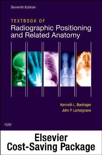 9780323057158: Mosby's Radiography Online for Textbook of Radiographic Positioning & Related Anatomy (Text, Access Code, Workbook Package), 7e