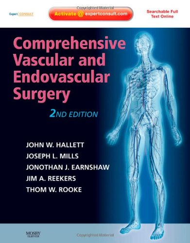 9780323057264: Comprehensive Vascular and Endovascular Surgery: Expert Consult - Online and Print, 2e