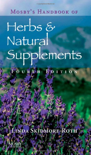 9780323057417: Mosby's Handbook of Herbs & Natural Supplements, 4e
