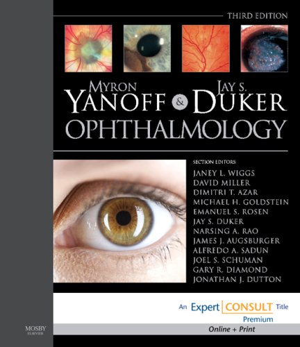 9780323057516: Ophthalmology: Expert Consult Premium Edition: Enhanced Online Features and Print, 3e (Yanoff, Ophthalmology)