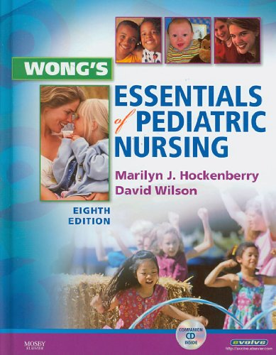 9780323057554: Wong's Essentials of Pediatric Nursing - Text and Virtual Clinical Excursions 3.0 Package, 8e