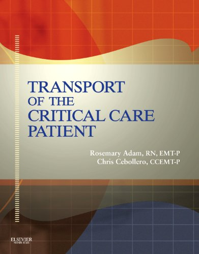 9780323057738: Transport Of The Critical Care Patient + RAPID Transport Of The Critical Care Patient