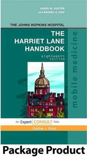 9780323058926: The Harriet Lane Handbook