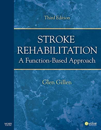 9780323059114: Stroke Rehabilitation: A Function-Based Approach, 3e