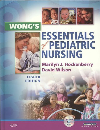 9780323063357: Wong's Essentials of Pediatric Nursing - Text and E-Book Package