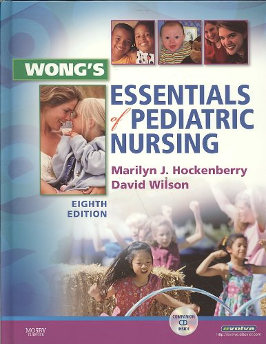 9780323063357: Wong's Essentials of Pediatric Nursing - Text and E-Book Package, 8e