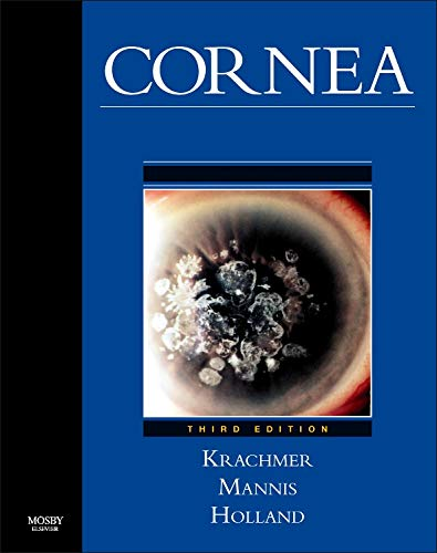Cornea: 2-Volume Set with DVD (Expert Consult: Krachmer MD, Jay