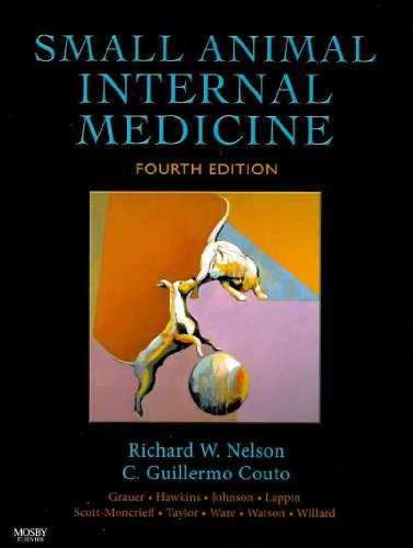 9780323063913: Small Animal Internal Medicine - Text and E-Book Package, 4e