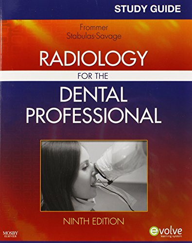 9780323063999: Study Guide for Radiology for the Dental Professional, 9e