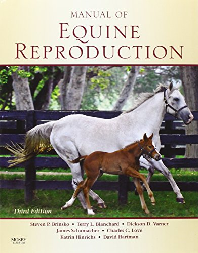 9780323064828: Manual of Equine Reproduction, 3e