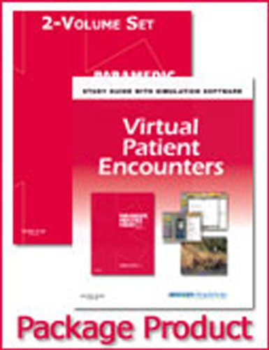 9780323065290: Paramedic Practice Today - 2-Volume Text, 2-Volume Workbook, and Virtual Patient Encounters Package: Above and Beyond, 1e