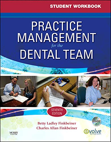 9780323065351: Student Workbook for Practice Management for the Dental Team, 7e