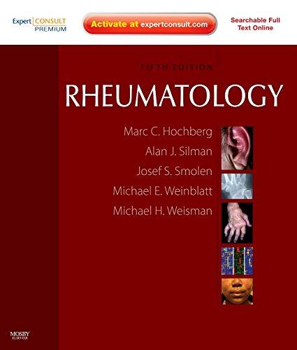 9780323065511: Rheumatology, 2-Volume Set: EXPERT CONSULT - ENHANCED ONLINE FEATURES AND PRINT, 5e