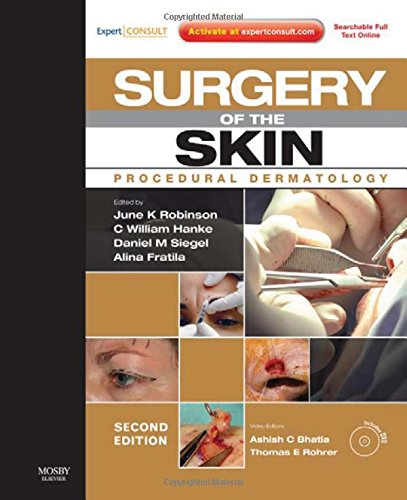 9780323065757: Surgery of the Skin: Procedural Dermatology (Expert Consult - Online and Print), 2e
