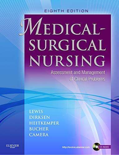 9780323065801: Medical-Surgical Nursing: Assessment and Management of Clinical Problems, 8th Edition