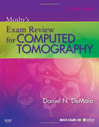 9780323065900: Mosby's Exam Review for Computed Tomography, 2e
