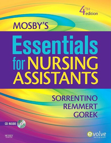 9780323066211: Mosby's Essentials for Nursing Assistants, 4e