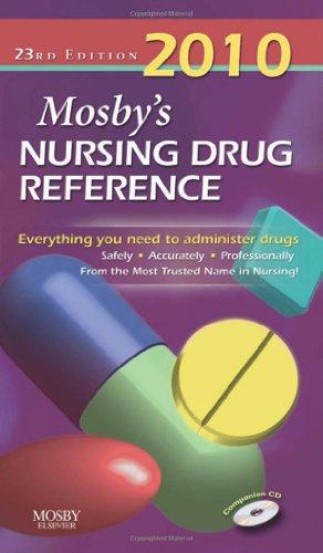 9780323066518: Mosby's 2010 Nursing Drug Reference, 23e (SKIDMORE NURSING DRUG REFERENCE)