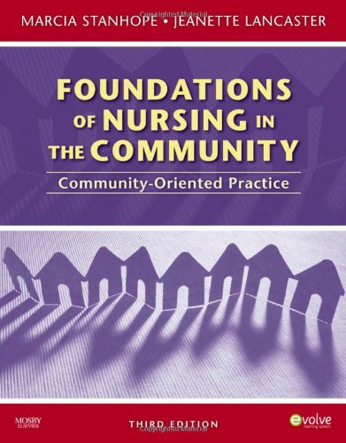 9780323066556: Foundations of Nursing in the Community: Community-Oriented Practice, 3e