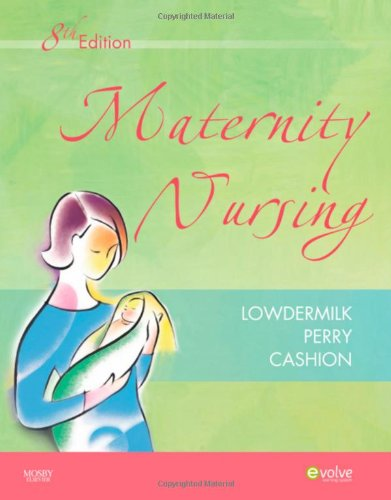 9780323066617: Maternity Nursing, 8th Edition