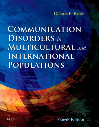 9780323066990: Communication Disorders in Multicultural and International Populations (Communication Disorders In Multicultural Populations)