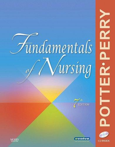 9780323067843: Fundamentals of Nursing, 7e