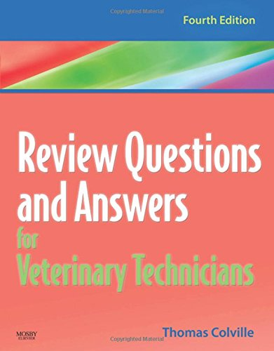 9780323068017: Review Questions and Answers for Veterinary Technicians, 4e