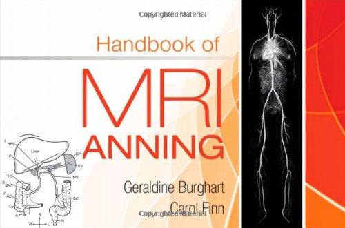 9780323068185: Handbook of MRI Scanning, 1e