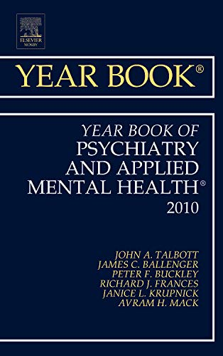 9780323068444: Year Book of Psychiatry and Applied Mental Health 2010, 1e (Year Books)