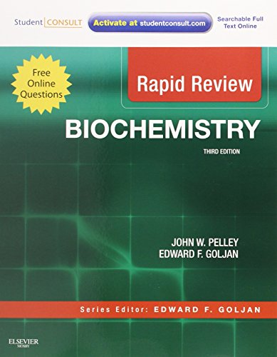 9780323068871: Rapid Review Biochemistry: With STUDENT CONSULT Online Access, 3e