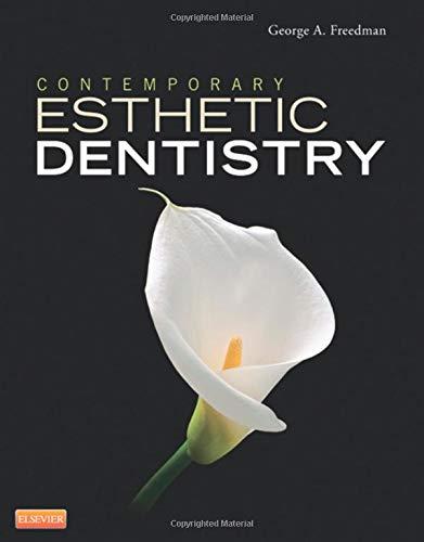 9780323068956: Contemporary Esthetic Dentistry, 1e