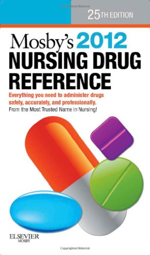 9780323069175: Mosby's 2012 Nursing Drug Reference, 25th Edition