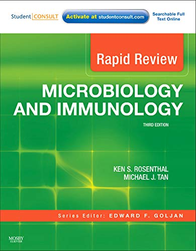 9780323069380: Rapid Review Microbiology and Immunology: With STUDENT CONSULT Online Access, 3e
