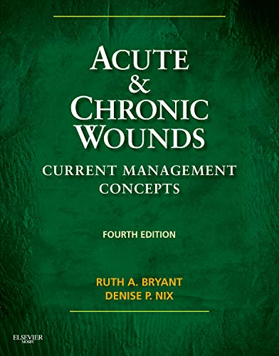 9780323069434: Acute and Chronic Wounds: Current Management Concepts, 4e