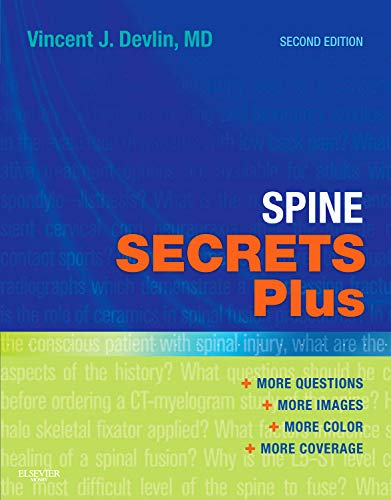 9780323069526: Spine Secrets Plus, 2e